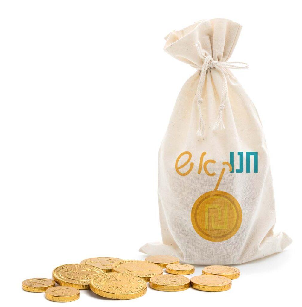 מארז מטבעות שוקולד